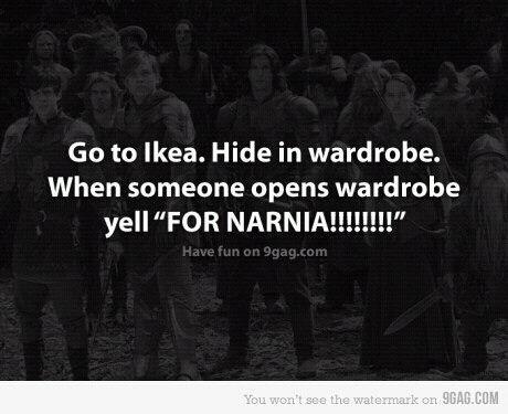 Hahahahaha this is so incredibly tempting!