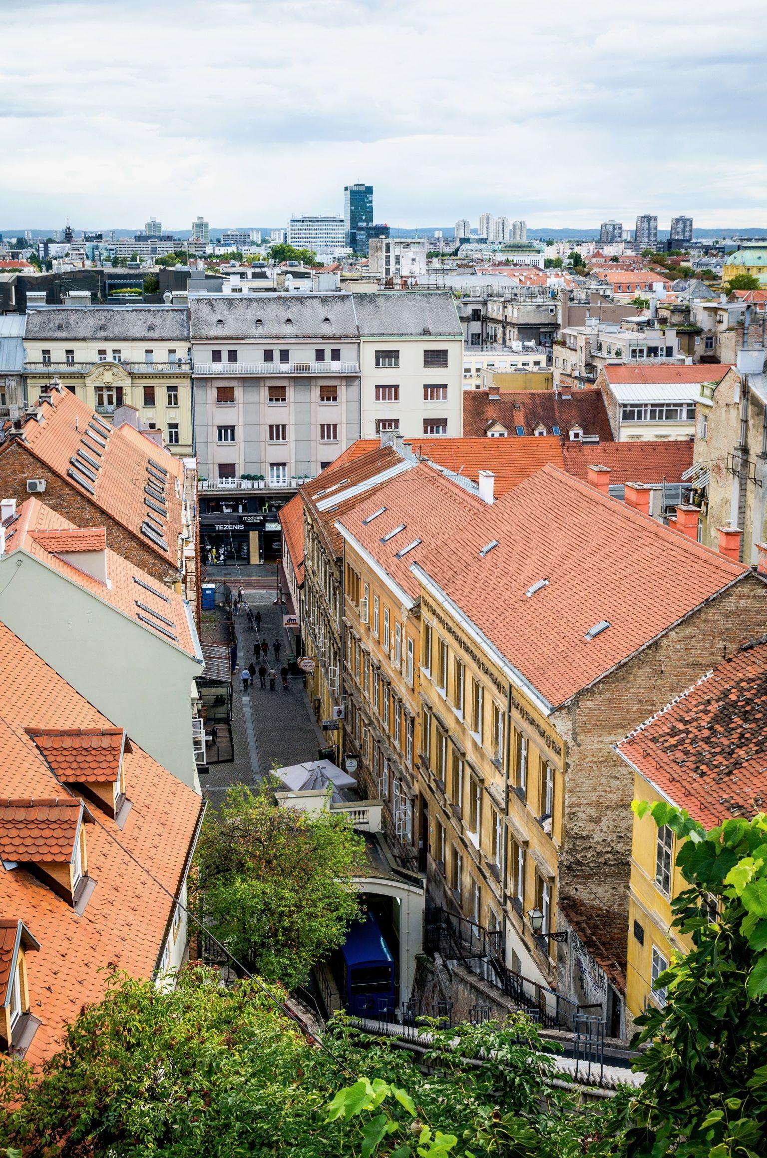 Epingle Par Prepare Ta Valise Sur Croatie Zagreb Croatie Capitale