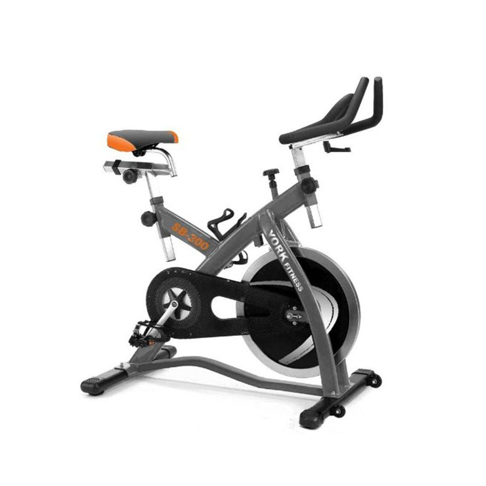 York Bike Sb300 Club Series Commercial Fitness Equipment Biking Workout No Equipment Workout
