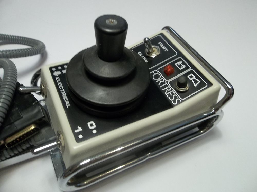 Details about Joystick for Fortress Scientific Electric