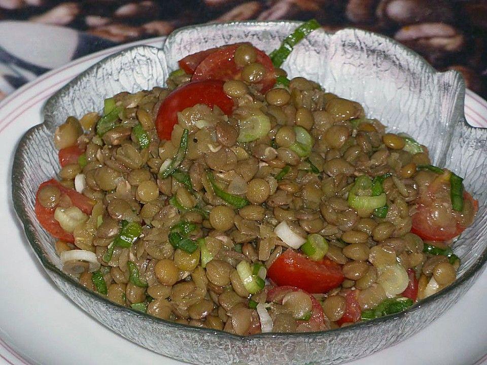 Linsensalat, wie ich ihn mag von Küchenhummel | Chefkoch