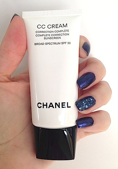 94f6d37828 Makeup Review, Before/After Photos, Swatches: Chanel CC Cream ...