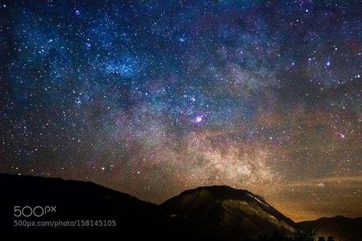 Under the stars Definitively one the best shot I\u0027ve ever made of the