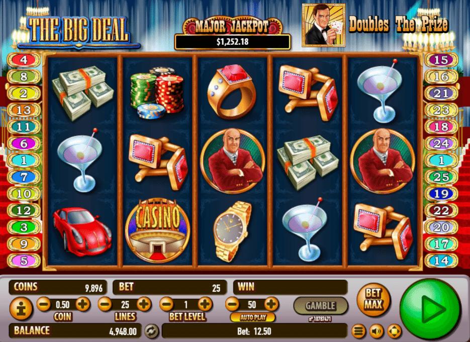 Slot Maschine Wheel Deal Spielen