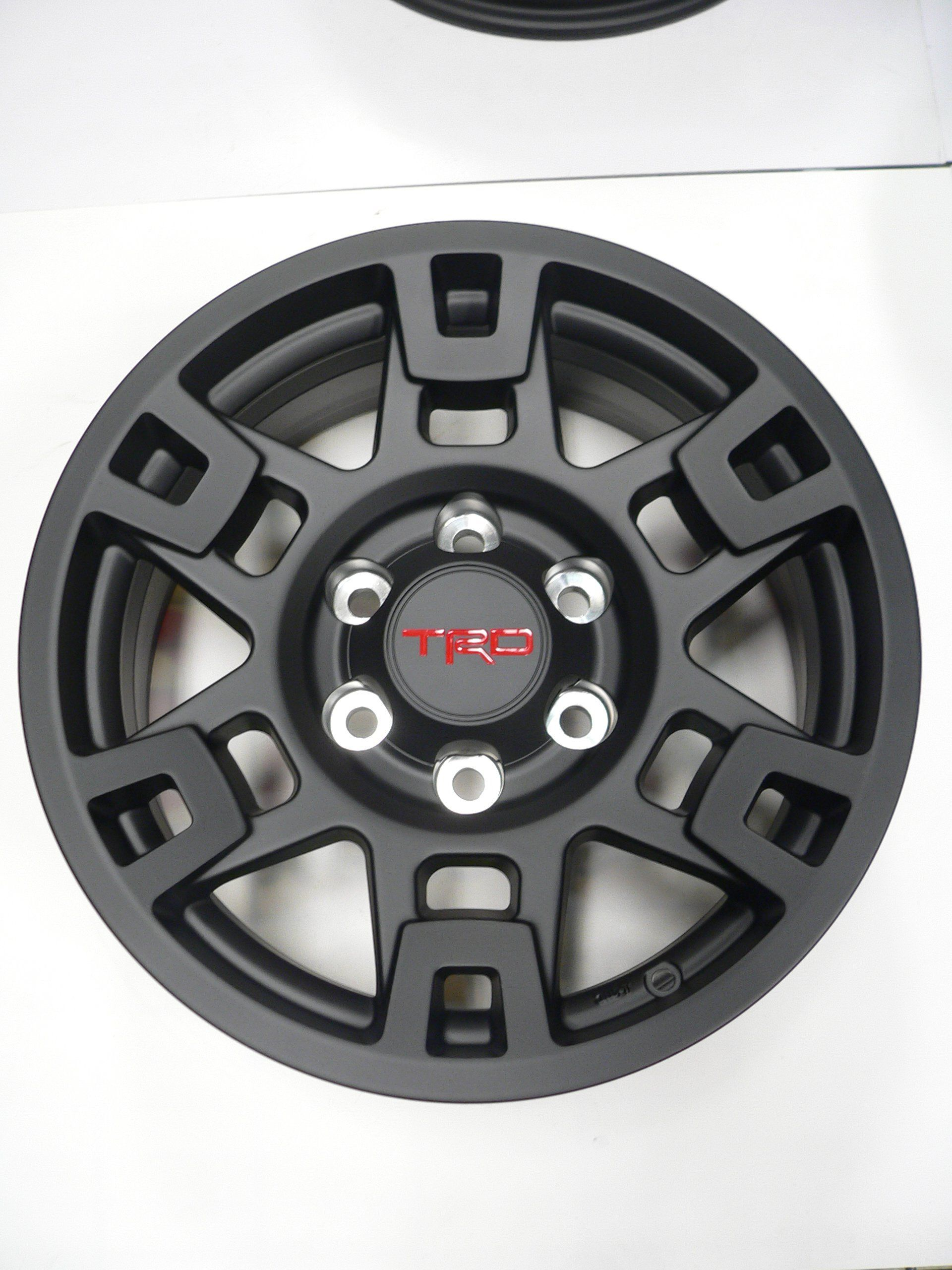 Amazon.com: Toyota 4 Runner Aluminum Wheels: Automotive