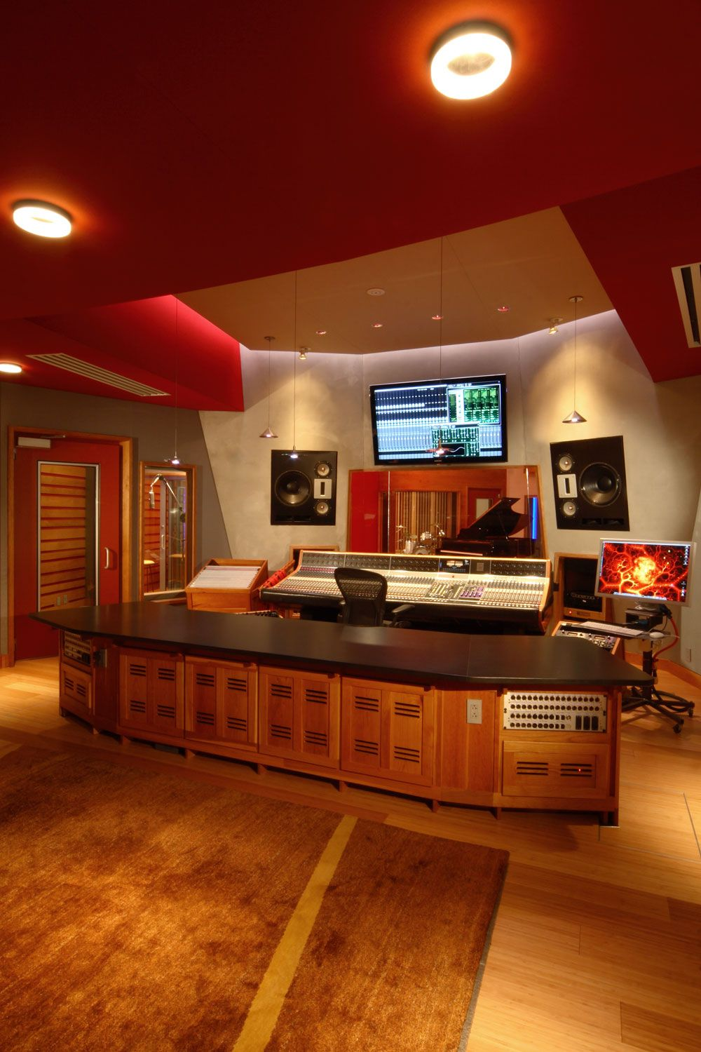 Nice Recording Console Home Studio Music Music Studio Room Recording Studio