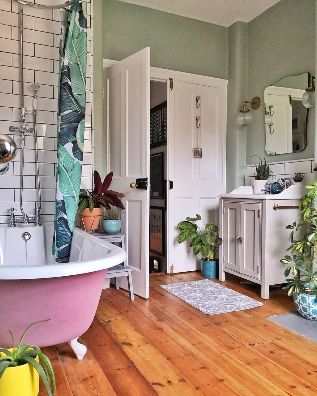 Bathroom inspiration thecraftyfoxthe definitive source for interior designers also home decor outlets rh co pinterest