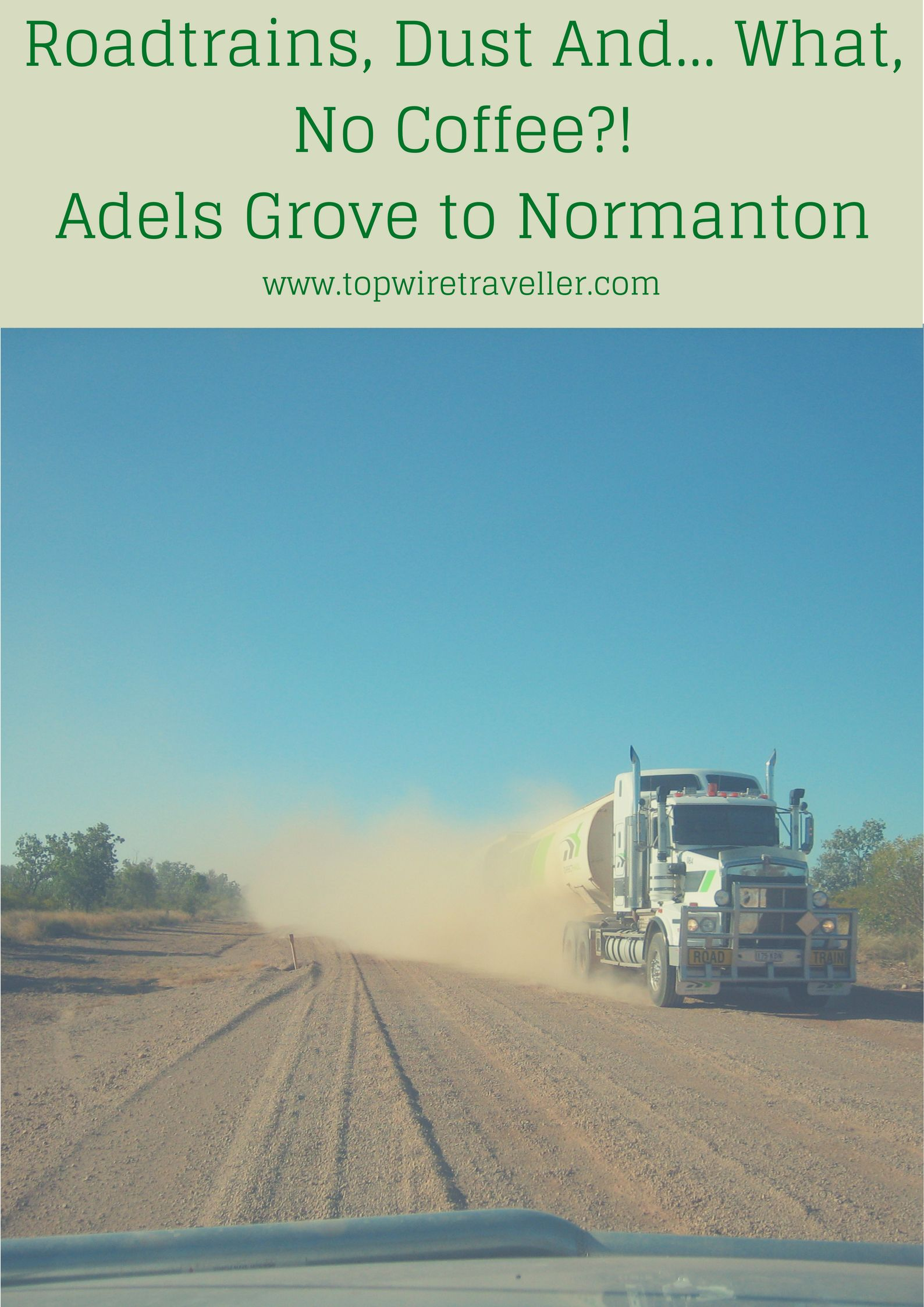 Adels grove to normanton queensland classic gulf country