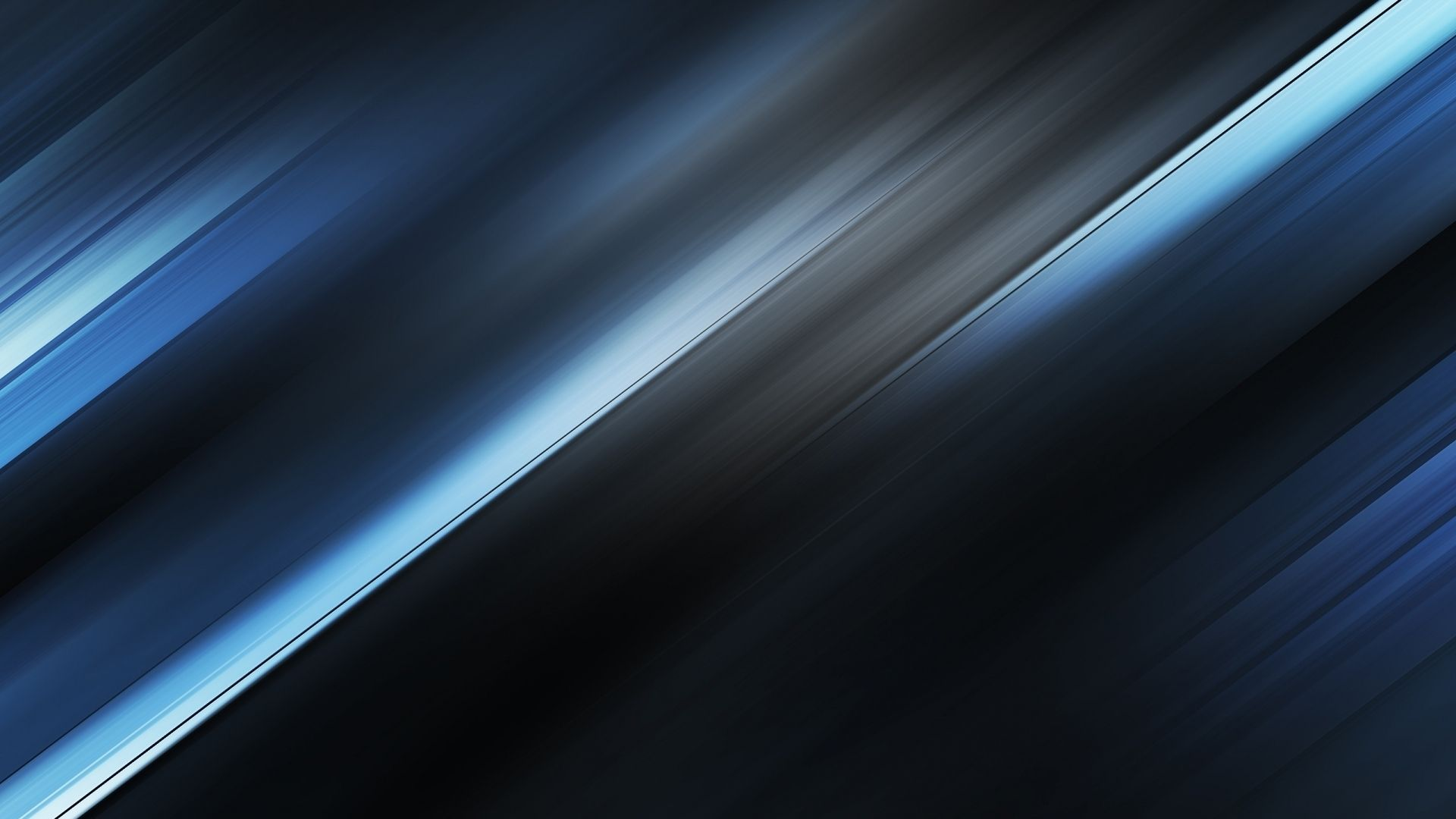 A Unique HD Background Of A Cool Blue And Black Liquid Effect