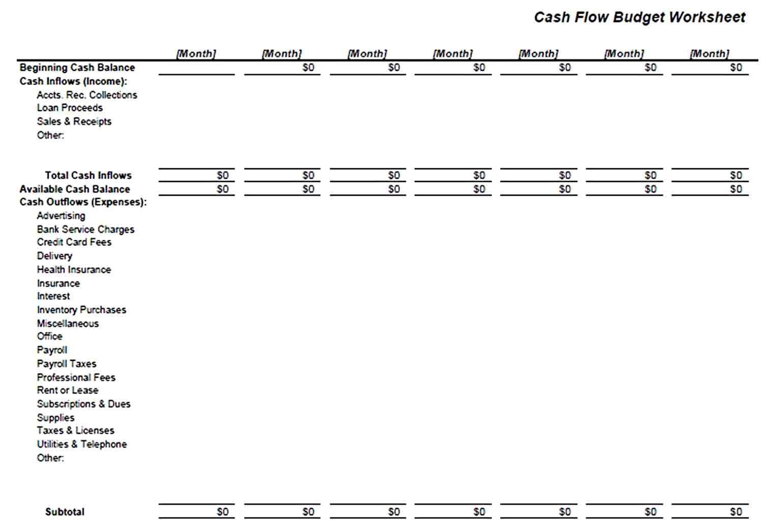 Printable Budget Worksheets Template Printable Budget Worksheet Budgeting Worksheets Budget Printables