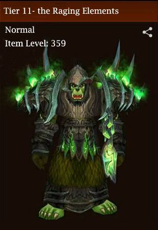 Pin on Warcraft Armors