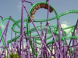 Pin On Roller Coasters I Have Ridden