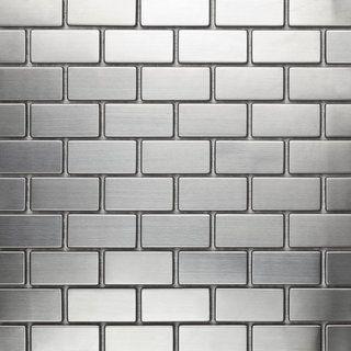 Overstock Com Online Shopping Bedding Furniture Electronics Jewelry Clothing More Metal Mosaic Tiles Brick Backsplash Backsplash