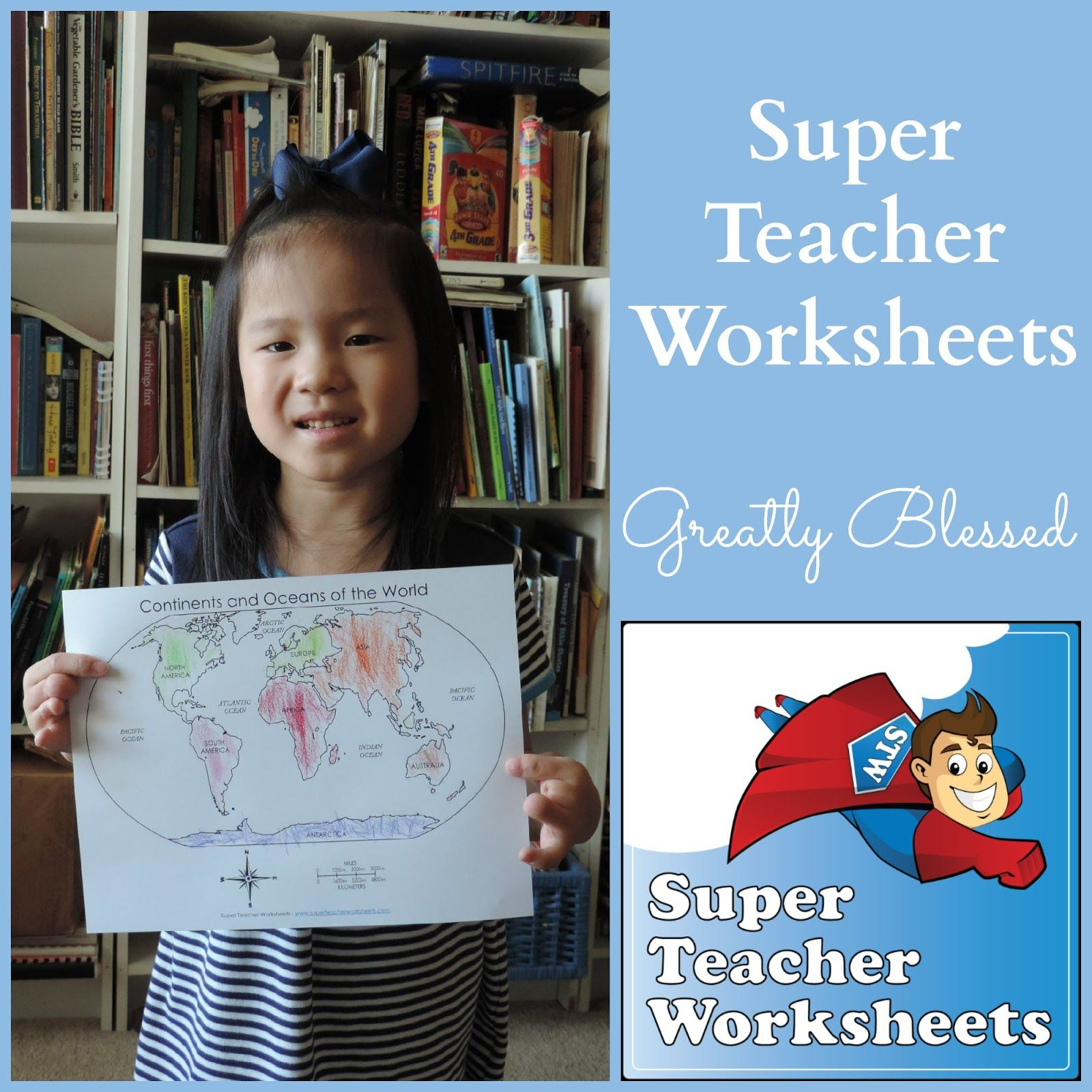 Super Teacher Worksheets With Images