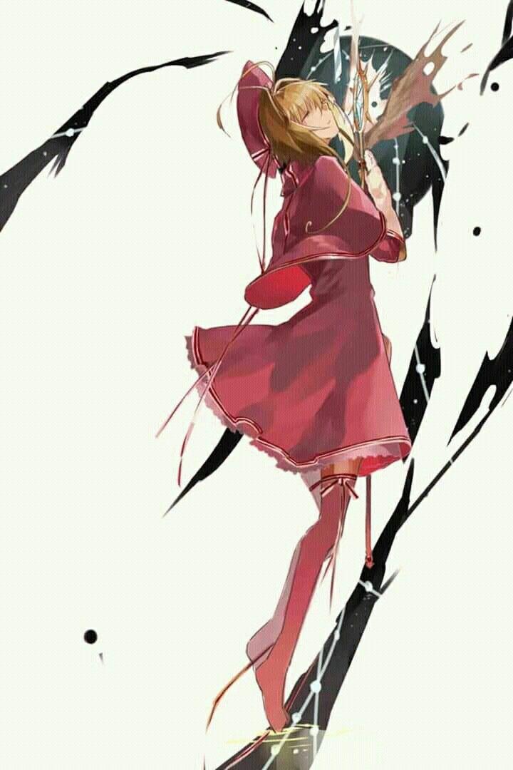 Cardcaptor Sakura Clear Card | Sakura Card Captor☆~ | Pinterest ...