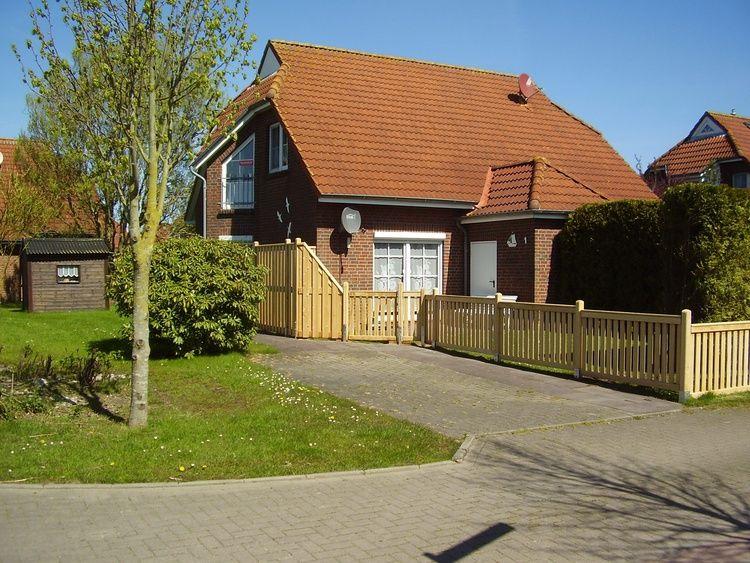 Ferienhaus Neßmersiel, Ostfriesland Ferienhaus Nessmersiel