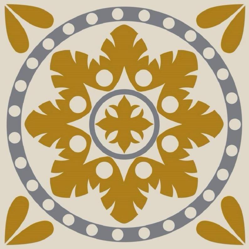Sorzano Original Peel and Stick Vinyl Floor Tiles Etsy