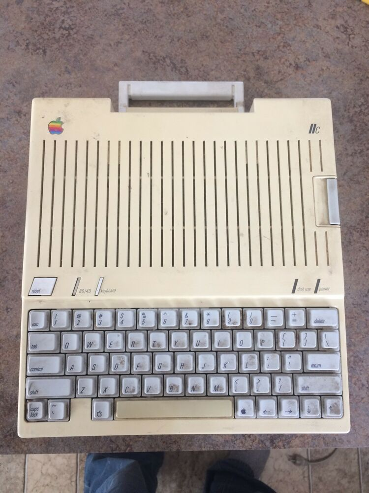 Apple Iic Computer A2s4100 Vintage Macintosh Mac 2c Afflink When You Click On Links To Various Merchants On This Site And Make A Apple Iic Computer Macintosh