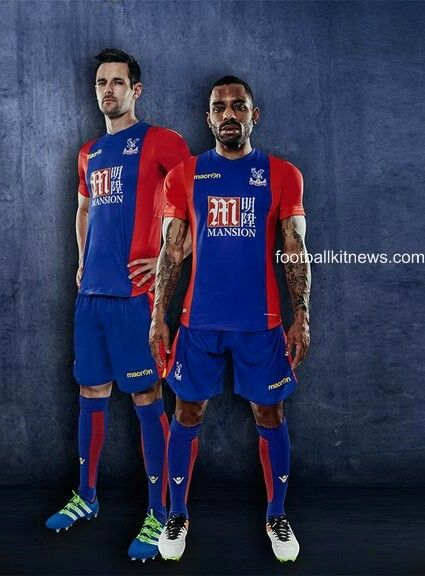 Crystal Palace Home shirt 2016 17  47821ad15
