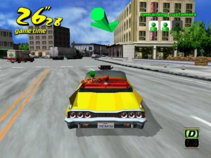 Скачать Игру Taxi Driver Бесплатно