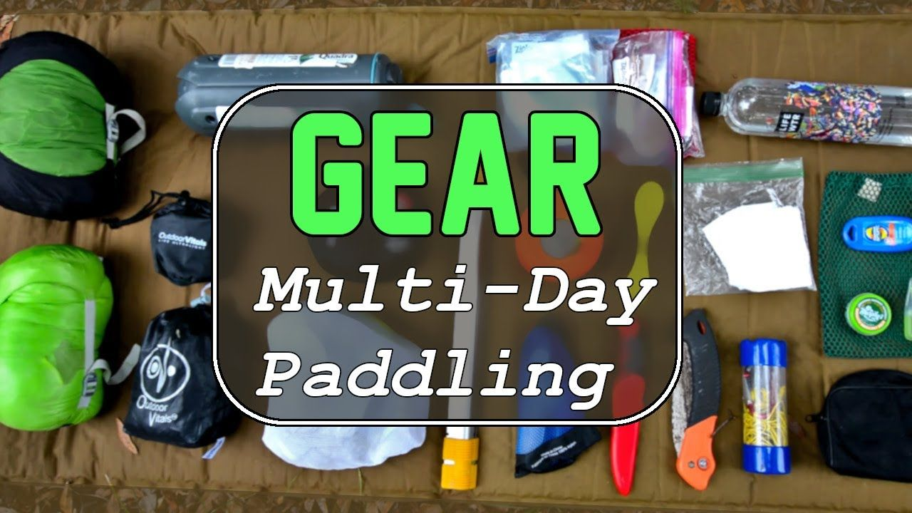 Photo of Overnight Paddling Gear List into 2020 – Kayak Camping & Paddleboard Camping