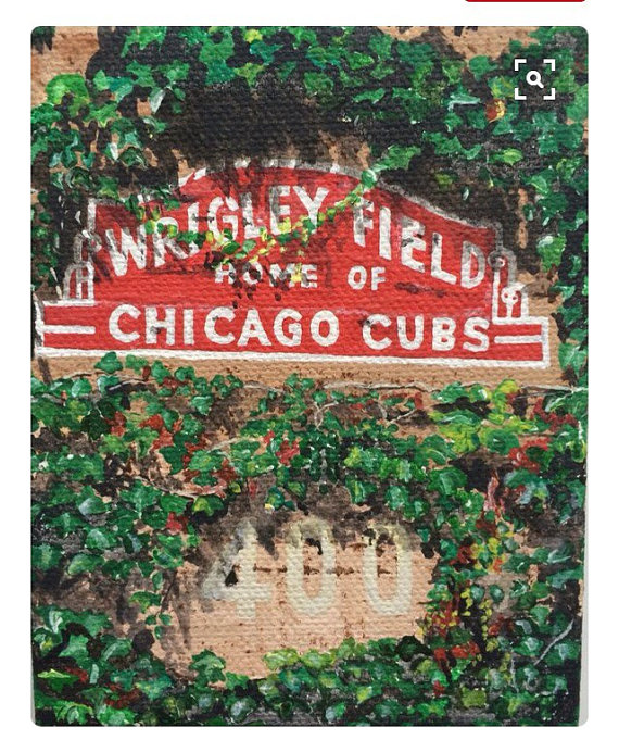 Chicago Cubs Wrigley Ivy Chicago cubs Chicago cubs