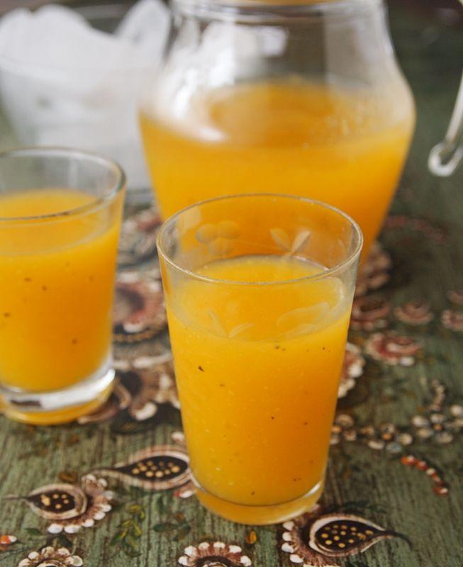 Passion Fruit Juice, Fruit