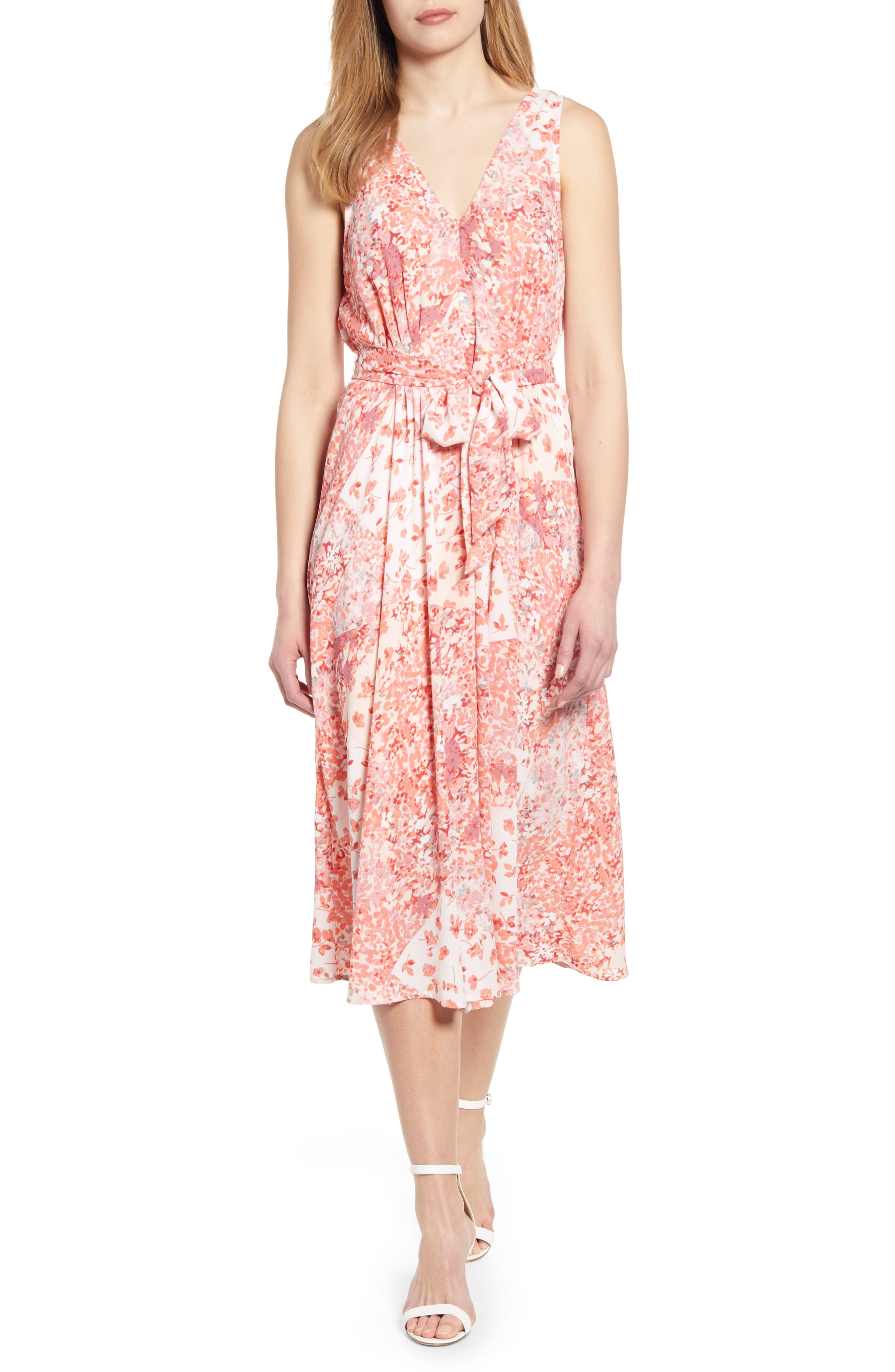 7ebb29560b2bf3 Tommy Hilfiger Tommy x Zendaya Halter Neck Drape Midi Dress in 2019 |  Products | Dresses, Nordstrom dresses, Halter neck