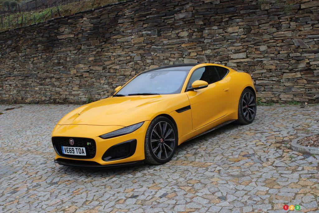 2021 Jaguar FType First Drive in 2020 Jaguar f type