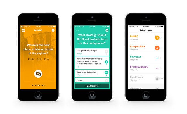 Want To Know More About Your Neighborhood? Ask This App