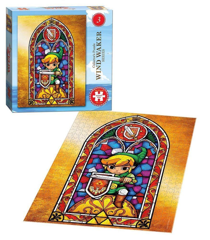 The Legend of Zelda Wind Waker 3 550Piece Puzzle