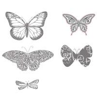 The Best of 25 for April is here!  It is the Best of Butterflies just in time for Spring!  http://www.stampinup.com/ECWeb/ProductDetails.aspx?productID=133345  $14.95