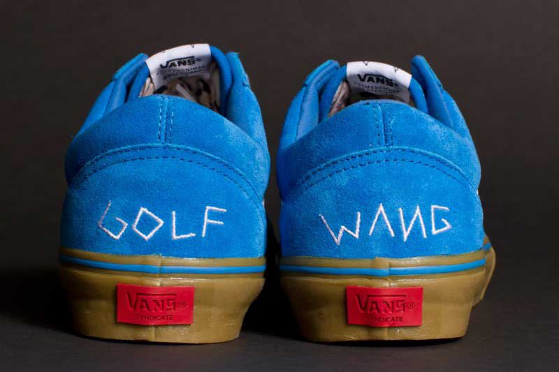 bb75409ea66ffe middlearth s save of Odd Future x Vans Syndicate Old Skool Pro