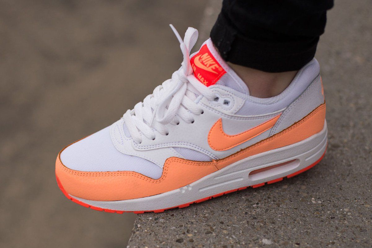separation shoes c0871 e30ae Nike WMNS Air Max 1 Essential Sunset Glow