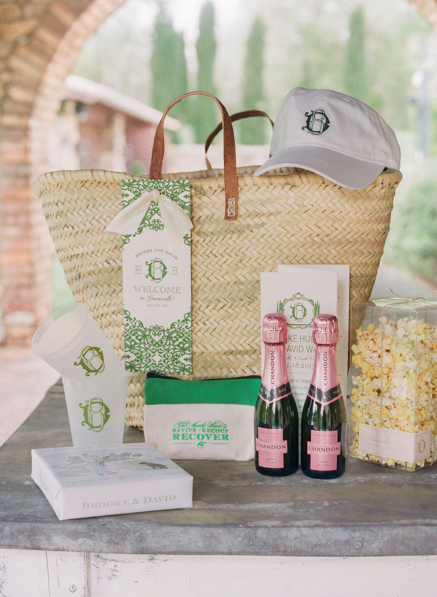 Healthy Ideas For Wedding Welcome Baskets | POPSUGAR Fitness