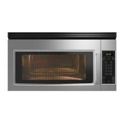 Framtid Microwave Oven With Extractor Fan Stainless Steel