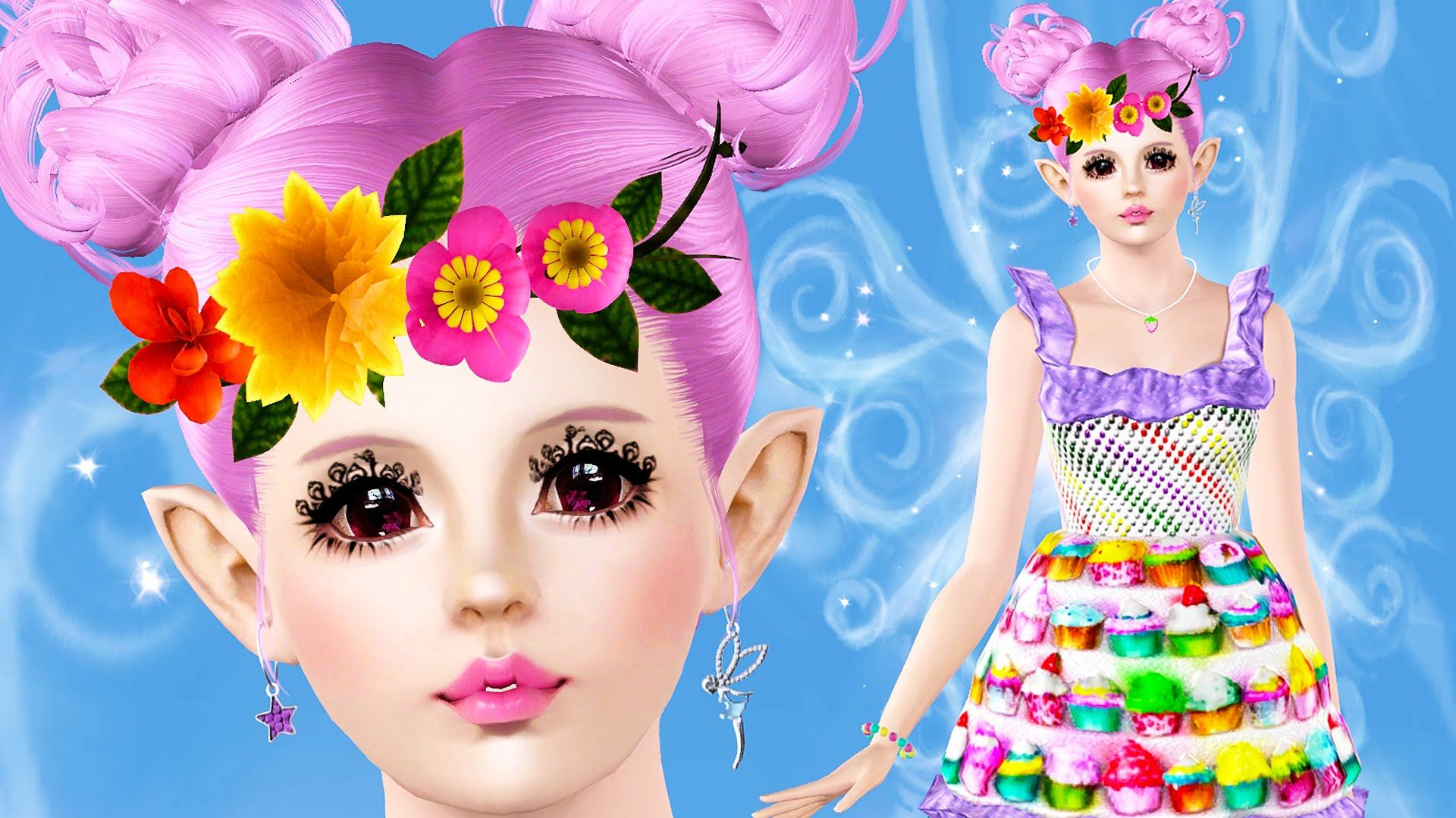 206 best images about sims 3 on pinterest dots sims 4 and warm - The Sims 3 Kawaii Girls 7 Download Sim Candy Fairy