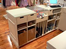 interior decorations retail store shabby chic display fixtures counters 1 cash wrap. Black Bedroom Furniture Sets. Home Design Ideas