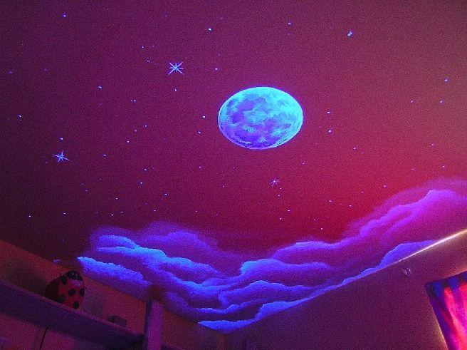 stars on ceiling night light night light ceilings night ideas for the house pinterest. Black Bedroom Furniture Sets. Home Design Ideas