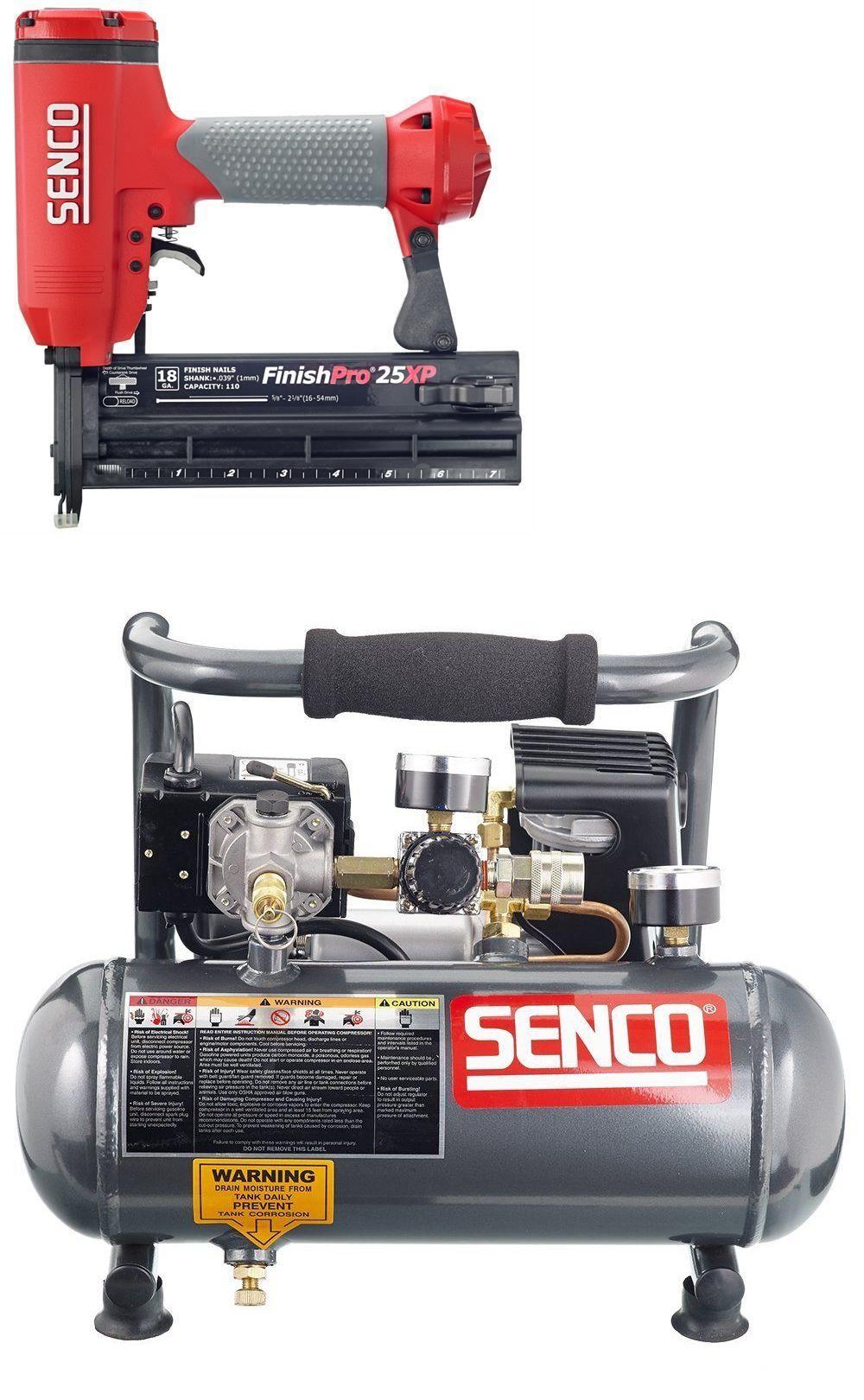 Air Tool Sets 159927 Brand New 2 Finishpro 25Xp Brad