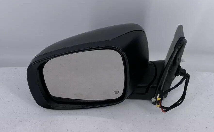 2016 Dodge Caravan Side Mirror Driver Left Gray Oem Heated Power 1ab731aual Dodge Side Mirror 2016 Dodge Grand Caravan Dodge