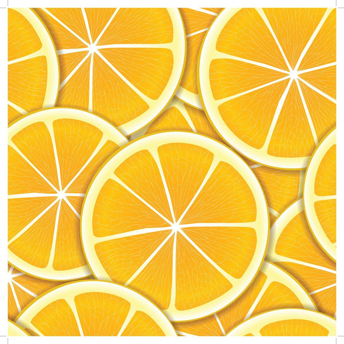 Lemon, Orange Y Fruit