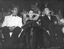 Mostra internazionale d'arte cinematografica - 1947 Anna Magnani in quella edizione fu premiata con il Nastro d'Argento