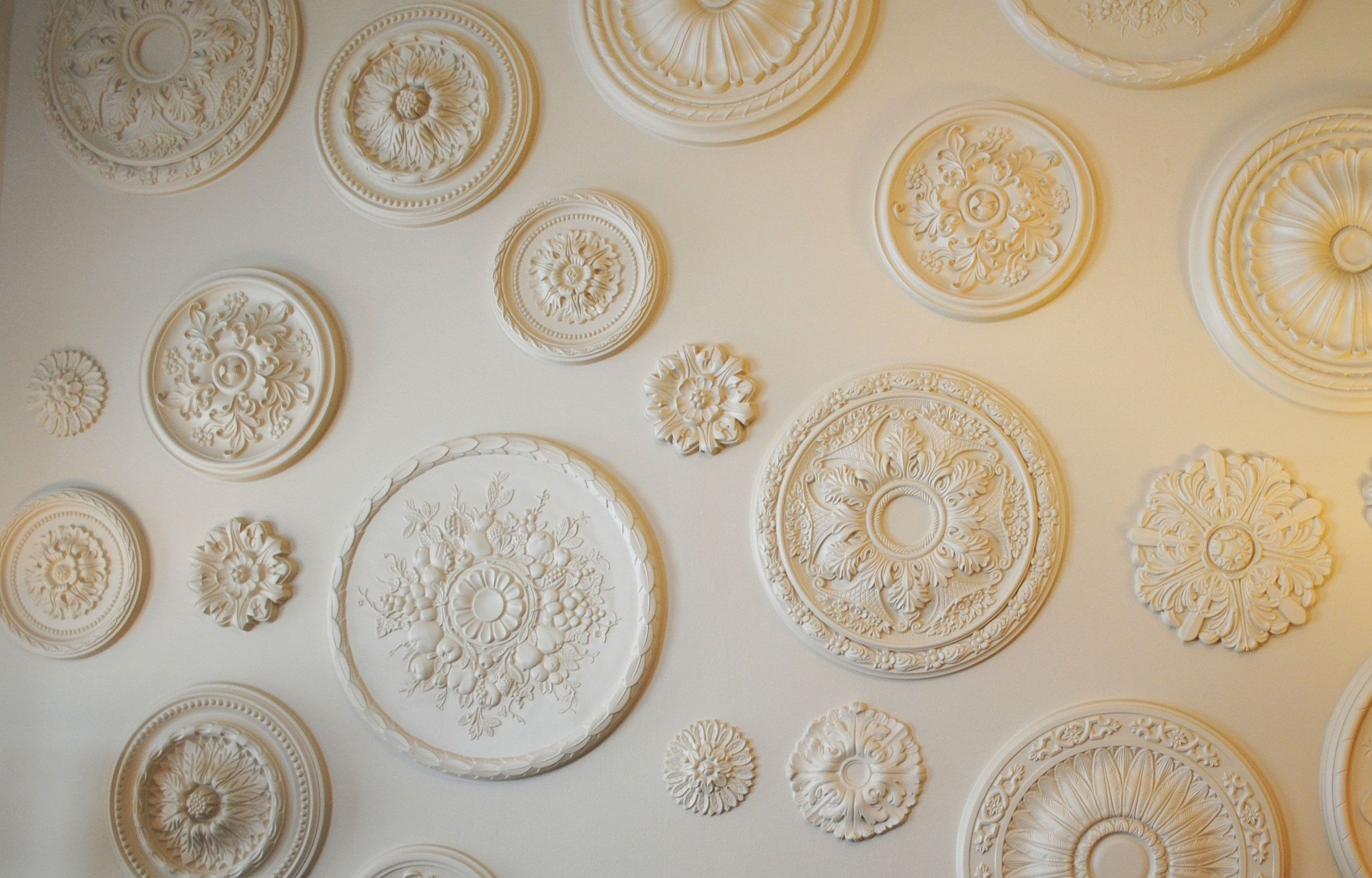 Wall Medallions Wall Medallion Project  Project Pictures  Project Projects