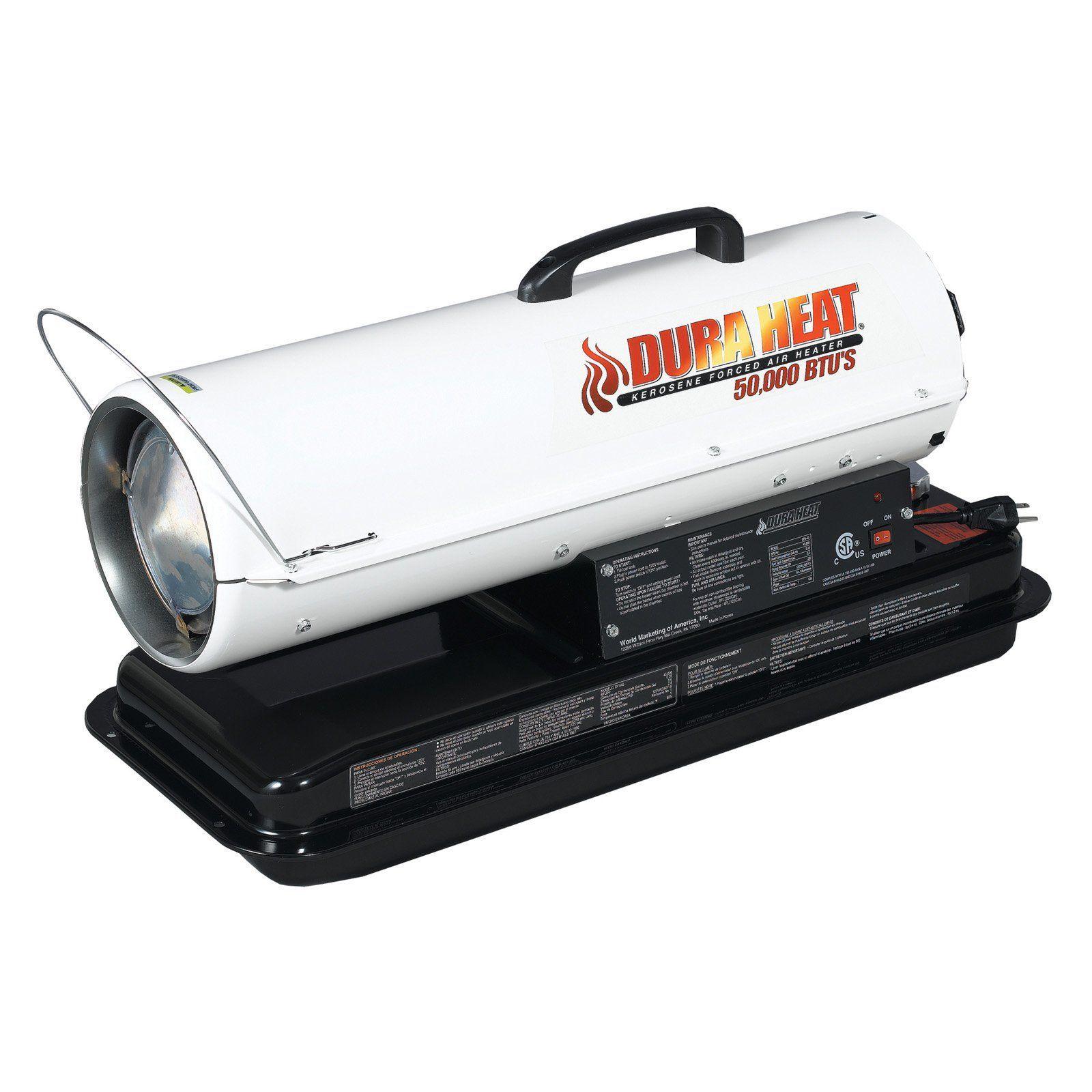 Dura Heat Heavy Duty Forced Air Utility Heater 50,000