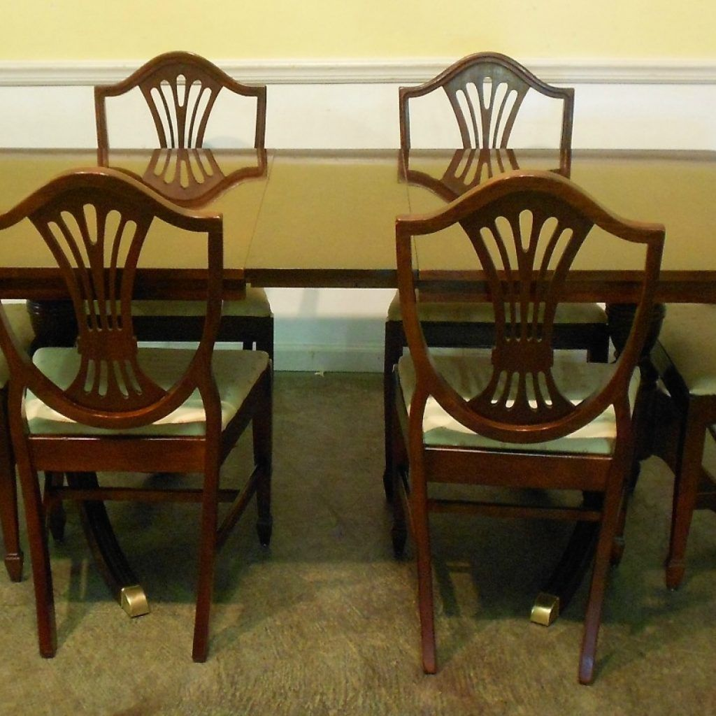 Antique Mahogany Dining Room Furniture: Mahogany Dining Room Chairs Antique