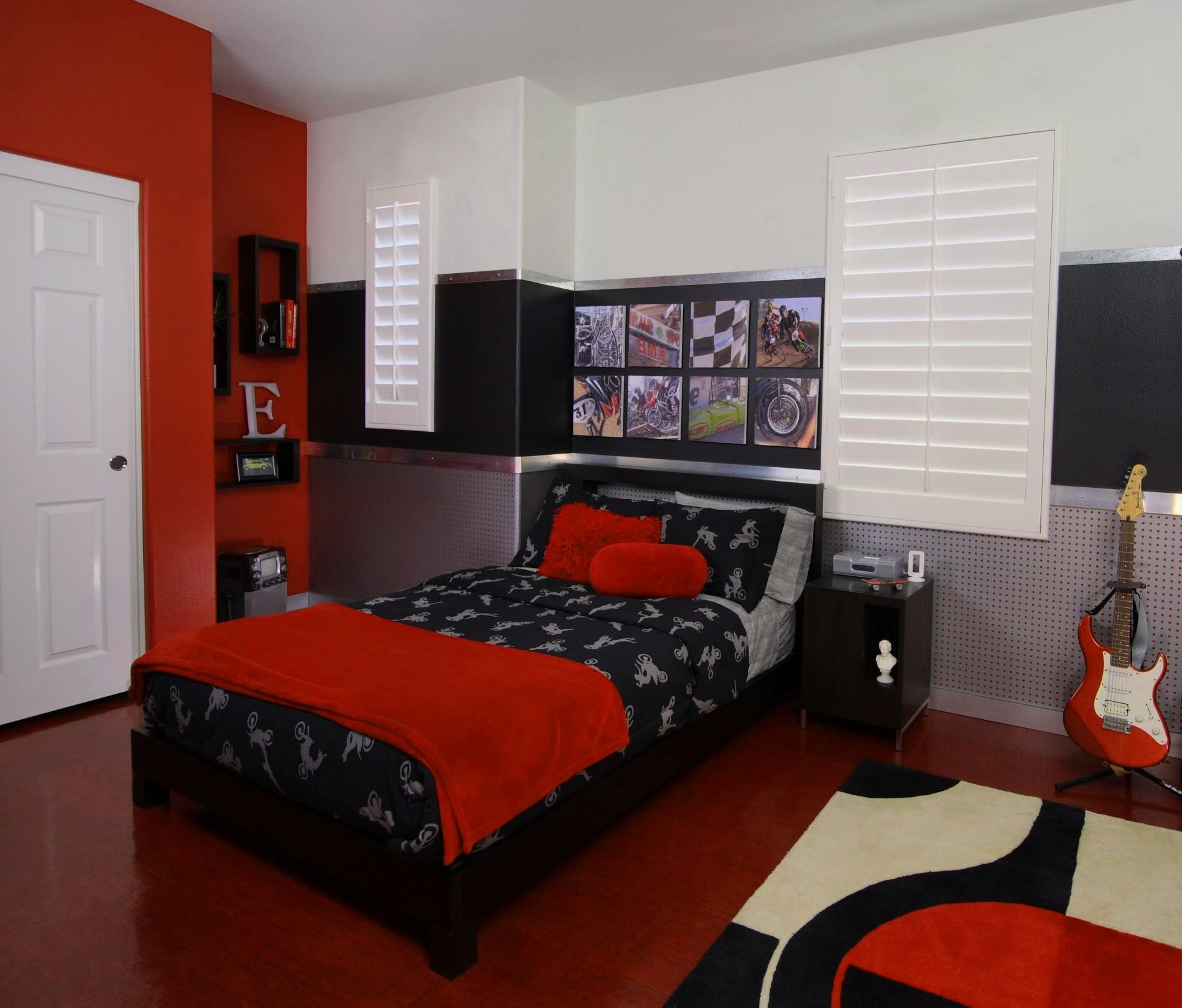 Teenager Boy Bedroom Designs Part - 47: Teen Boy Bedroom Ideas Best Bedroom Decorating Idea -  Http://www.thelakehouseva