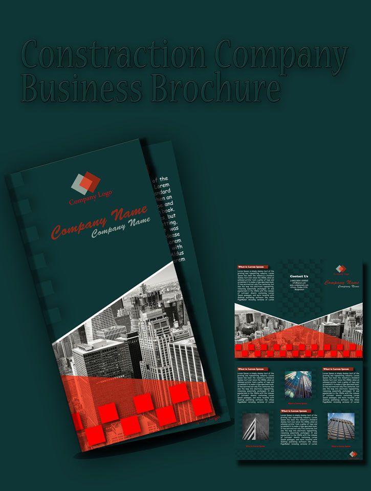 7 Free Business Brochure Templates Bi Fold Tri Fold 4 Fold 5