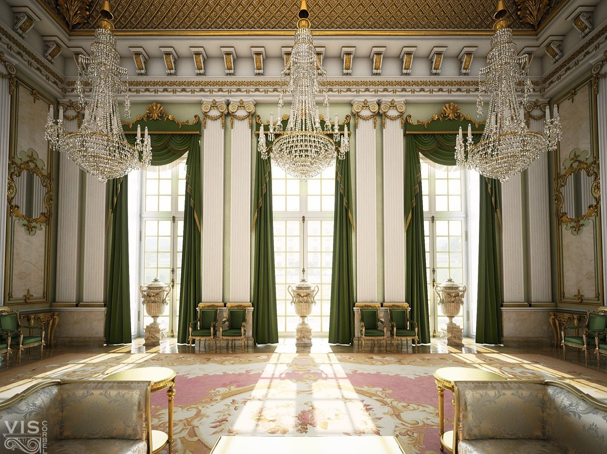 Sa Majesté La Reine : Photo   Castle interiors   Pinterest ...