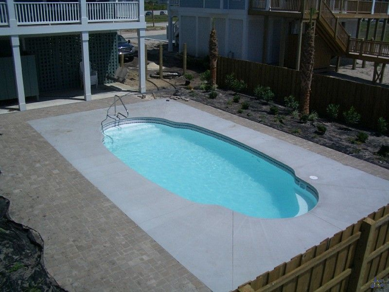 Pompano Beach Pool Fibergl Pools